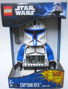 LEGO:9003936 Будильник Лего Войны Клонов Капитан Рекс