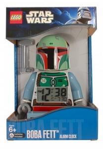 LEGO:9003530 Будильник Лего Звездные Войны Бобба