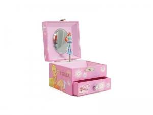 Barbie:12207 Винкс музыкальная шкатулка