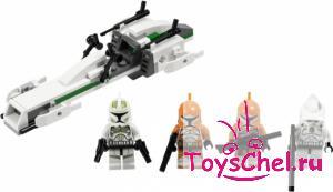 LEGO:7913 Звездные войны Боевой отряд штурмовиков