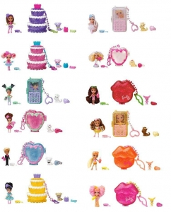 Barbie:T5725 Барби Мини.Куклы в ассортименте