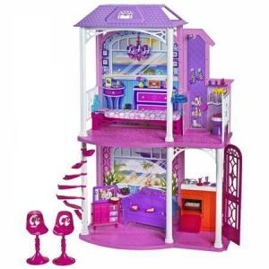 Barbie:W3155 Дом Барби 2эт.