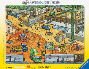 Ravensburger:06678  На строительной площадке 30-48