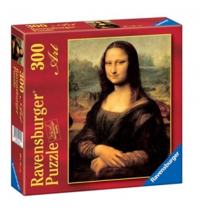 Ravensburger:14005 Лионардо да Винчи: Монна Лиза 300