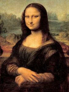Ravensburger:15296 Да Винчи; Мона Лиза 1000