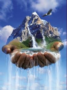 Ravensburger:16376 Вода - это жизнь 1500
