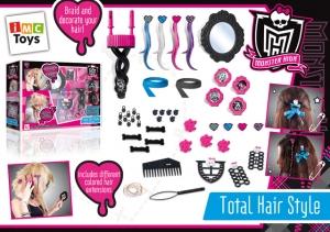 Barbie:870017 Школа монстров