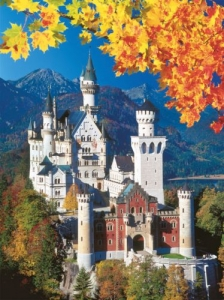 Ravensburger:16386 Замок осенью 1500