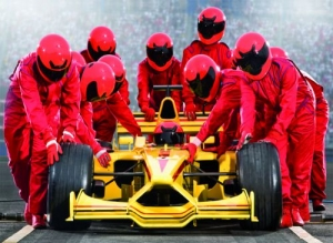 Ravensburger:12678 Гонки Формула-1   200
