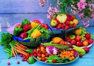 Ravensburger:15843  Пазл Корзина с овощами