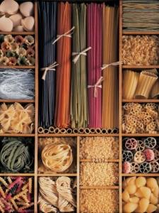 Ravensburger:16367 Разноцветные макароны 1500
