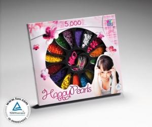 Happy People:63715 Набор Бисера 5000 шт.