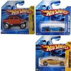 Hot Wheels:5785 Серия базовых моделий автомобилей