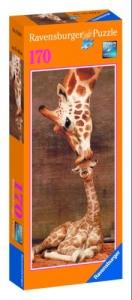 Ravensburger:15124  Семья жирафов 170