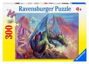 Ravensburger:13038 Одинокий дракон  300