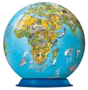 Ravensburger:12358 Карта мира в иллюстрациях  270