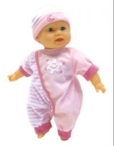 Happy People:50353 Кукла 30 см.говорящая