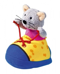 Ravensburger:04417 Мышка в башмаке