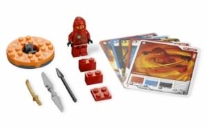 LEGO:2111 Ninjago Кай