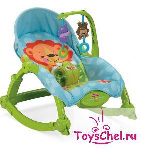 Fisher-Price:T4145 Кресло- качалка от О до 36 мес.