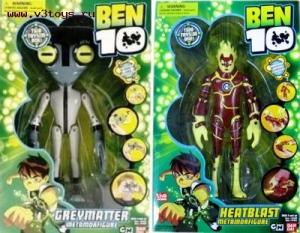 Ben 10:27250 Ben 10 Фигурка 20 см в ассорт.