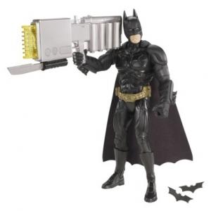 Batman:W7216 Бетмен с оружием с аксесс. в ассорт