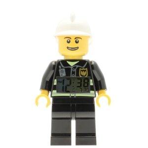 LEGO:9003844 Будильник Лего Пожарный