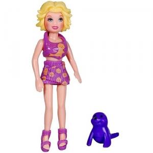 Barbie:K7704 Полли Покет  набор с аксессуарами