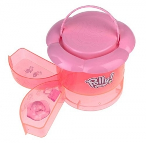 Barbie:H1193  Мини контейнер с аксессуар.для Полли
