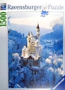 Ravensburger:16219 Замок зимой  1500