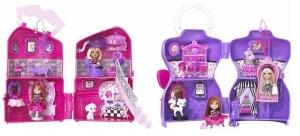 Barbie:R5866 Барби Мини.Игровой набор. в ассорт.