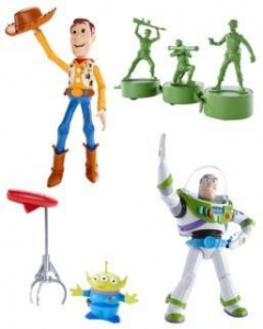 Hot Wheels:V4526 Двигающиеся фигурки героев История игрушки 3