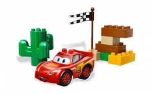 LEGO:5813 Дупло Тачки МакКуин Молния