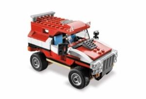 LEGO:5867 Криэйтор Супер Спидстер