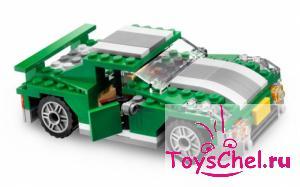 LEGO:6743 Криэйтор Скоростной автомобиль