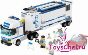 LEGO:7288 Город Выездная полиция