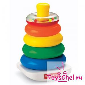 Fisher-Price:71050 Пирамидка класическая