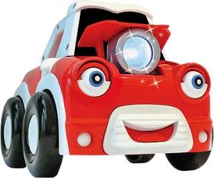 Tomy:71159 Машина с прожектором ТOMY