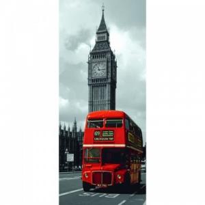 Ravensburger:15128  Красный автобус Лондона170