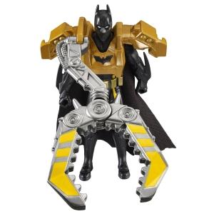 Batman:W7191 Фигурка Бетмана с боевыми аксесс. в ассорт.