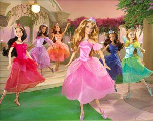 Barbie:J8901