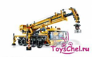 LEGO:8053 Техник Передвижной кран
