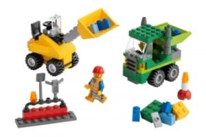LEGO:5930 Криэйтор Строим дороги