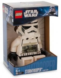 LEGO:9002137 Будильник Лего Звездные Войны Шторм Трупер