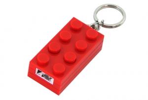 LEGO:LGL-KE5T Фонарик Брелок Лего в ассорт.