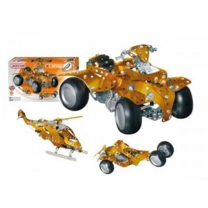 Meccano:846700 Мото-дизайн  10 моделей