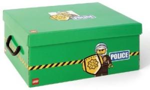LEGO:SD536 Корзина для хранения игруш. Лего в ассорт