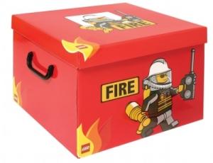 LEGO:SD535 Корзина для хранения игруш. Лего в ассорт