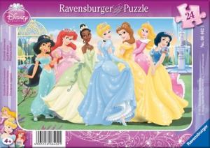 Ravensburger:06402 Дисней принцессы 24 (мини)