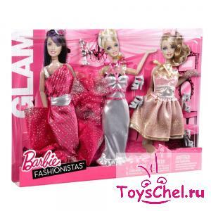 Barbie:N4855 Набор одежды Барби
